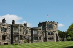 Skipton Castle - mainly the Tudor section