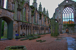 Holyrood Abbey Photo Credit: Hansueli Krapf