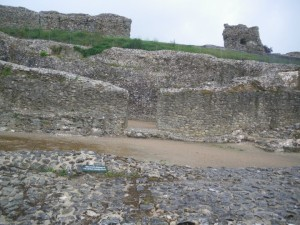 Ruins of Castle Acre's Keep