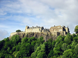 Stirling Castle  Photo Credit:  Finlay McWalter