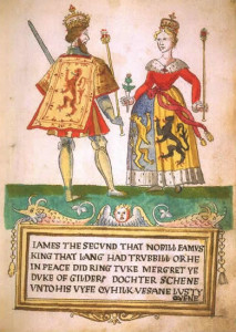 James II and Mary of Gueldres