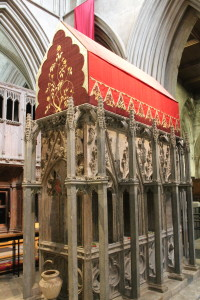 Shrine of St Alban